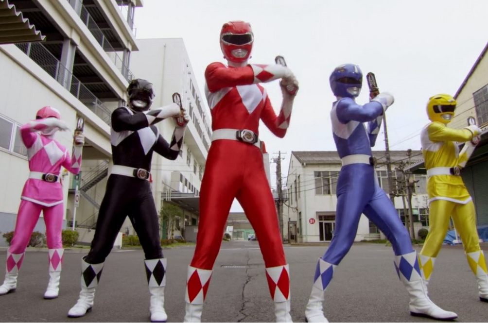 Twitch Is Giving You The Chance To Binge-Watch All 831 Episodes Of The Original 'Power Rangers' TV Series!