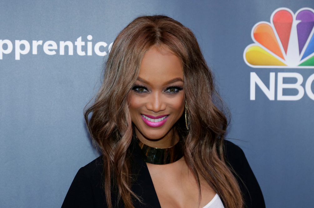 Tyra Banks Is Returning To Host 'America's Next Top Model'