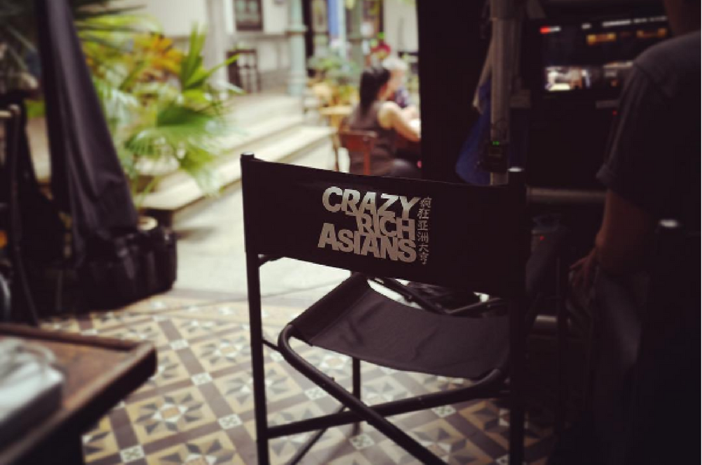 We Finally Have The Movie Release Date For 'Crazy Rich Asians'