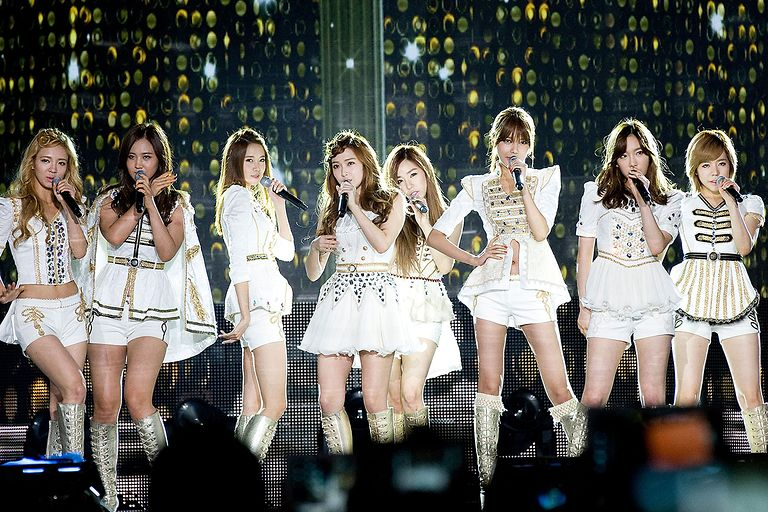 Girls Generation never failed to hit no.1 with every new song, single or album.