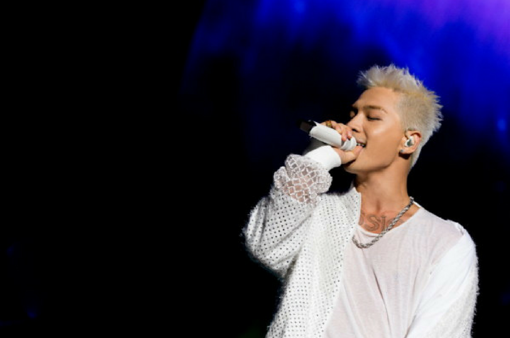Relive Some Of The Most Epic Moments From Taeyang's 'White Night' Concert In KL