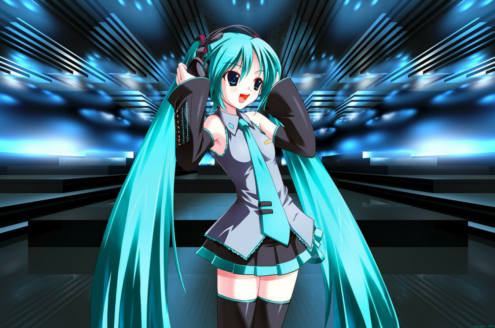 Who Is This Virtual Singer Hatsune Miku And How Did She Make Over 2.5 Million Fans Fall For Her?