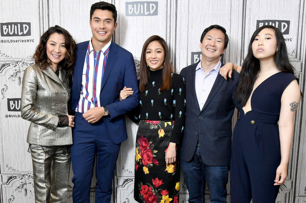 A 'Crazy Rich Asians' Sequel Is (Almost) Officially Happening!