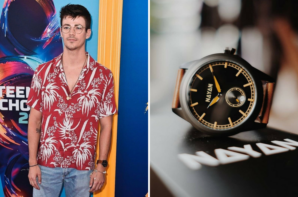 'The Flash' Star Grant Gustin Made This Malaysian Brand Famous