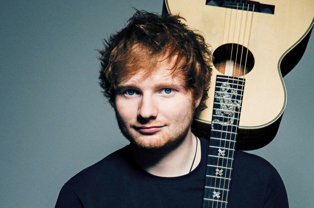 Ed Sheeran The Love Song Expert Is Finally Engaged