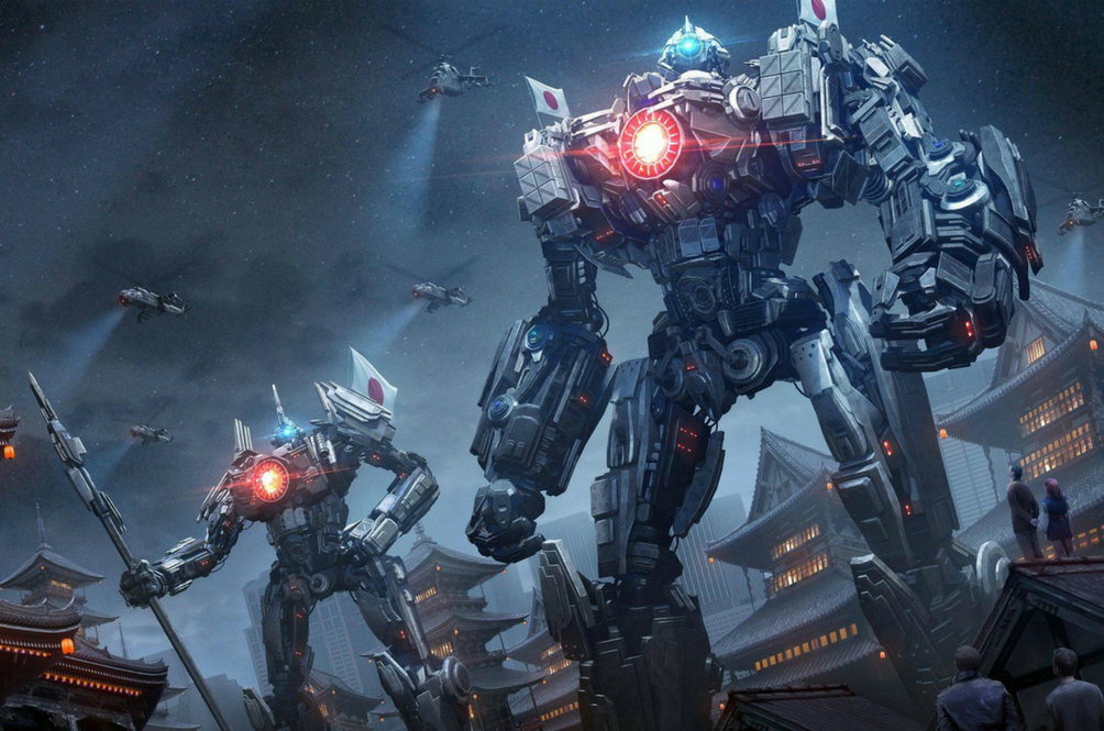 The Latest 'Pacific Rim Uprising' Trailer Has Jaegers Fighting Jaegers And It Will Blow Your Socks Off