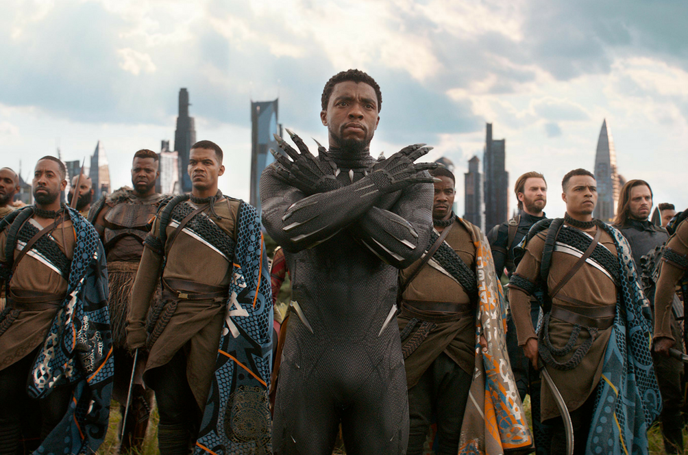 There Are More Tweets About 'Black Panther' Than Any Other Movie Ever