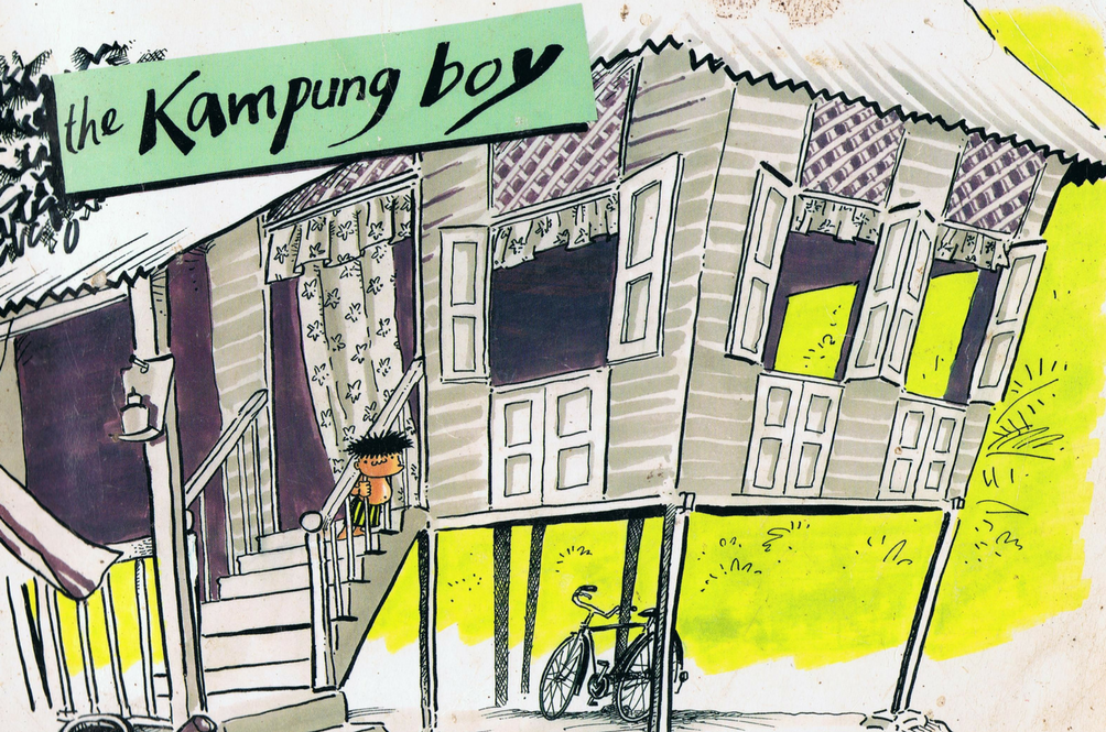 Lat The Kampung Boy Is Going To Be A Live-Action Movie!
