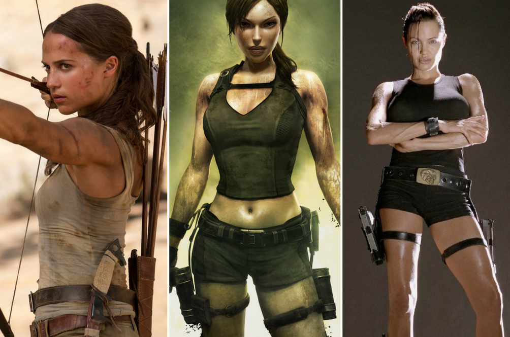 10 Things You Probably Didn't Know About 'Tomb Raider'