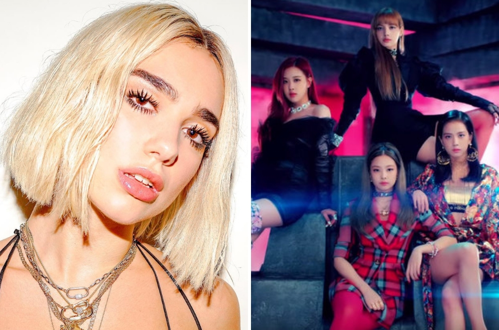 Dua Lipa Turns To K-pop With This Popular Girl Group