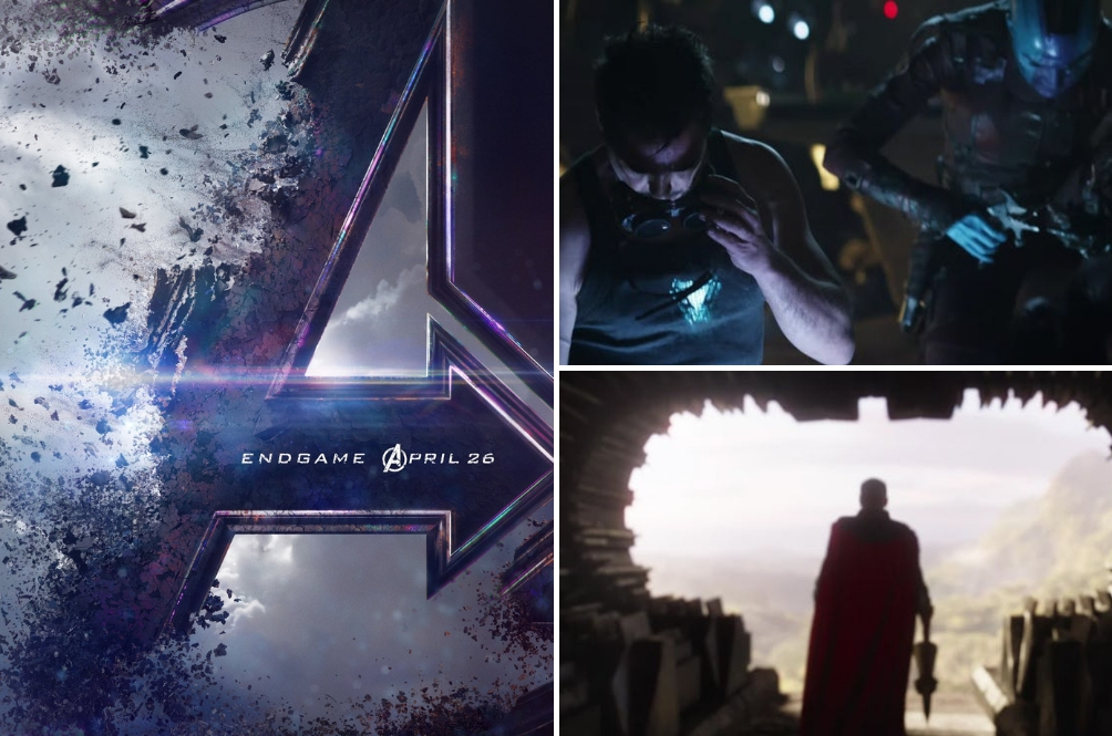 Dissecting The New 'Avengers: Endgame' 30-Second Trailer