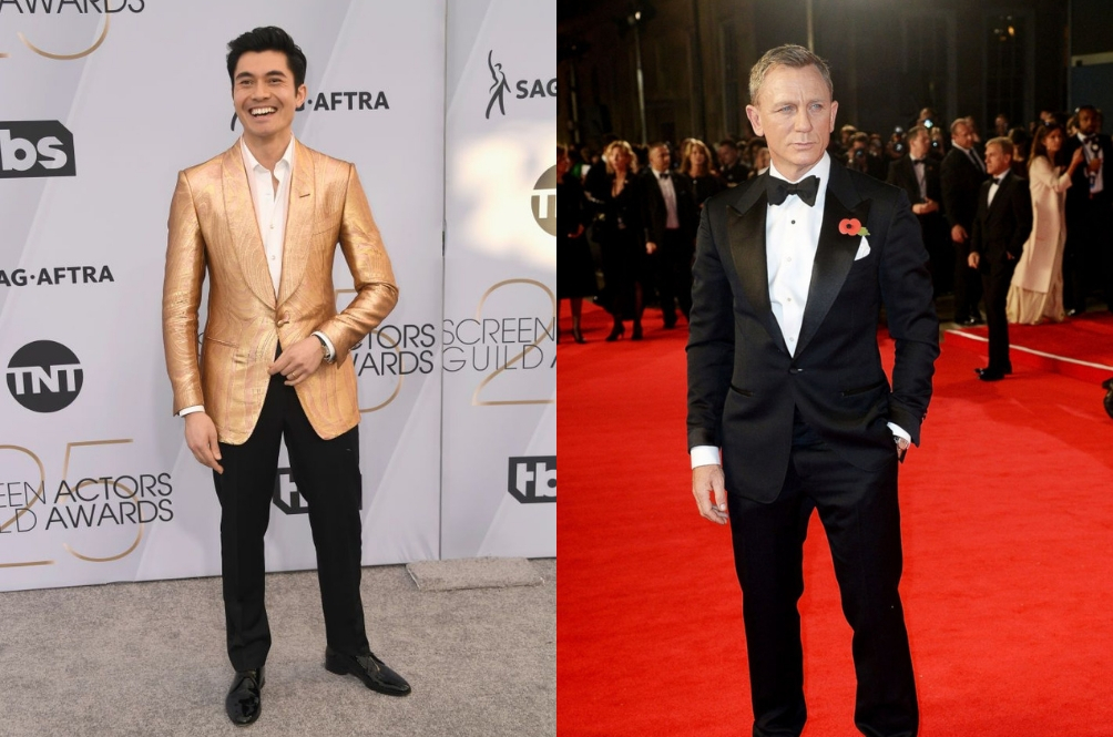 Henry Golding Is Rumoured To Play The Next James Bond!