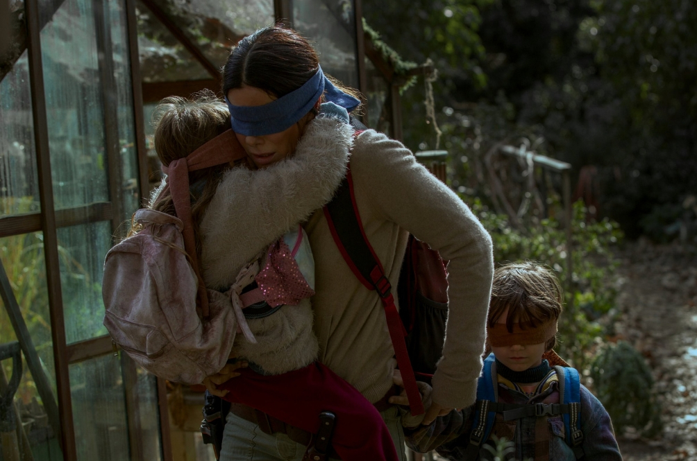'Bird Box' Breaks Viewership Record For Netflix In One Week