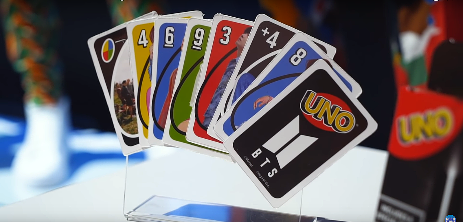 When did you last play UNO?