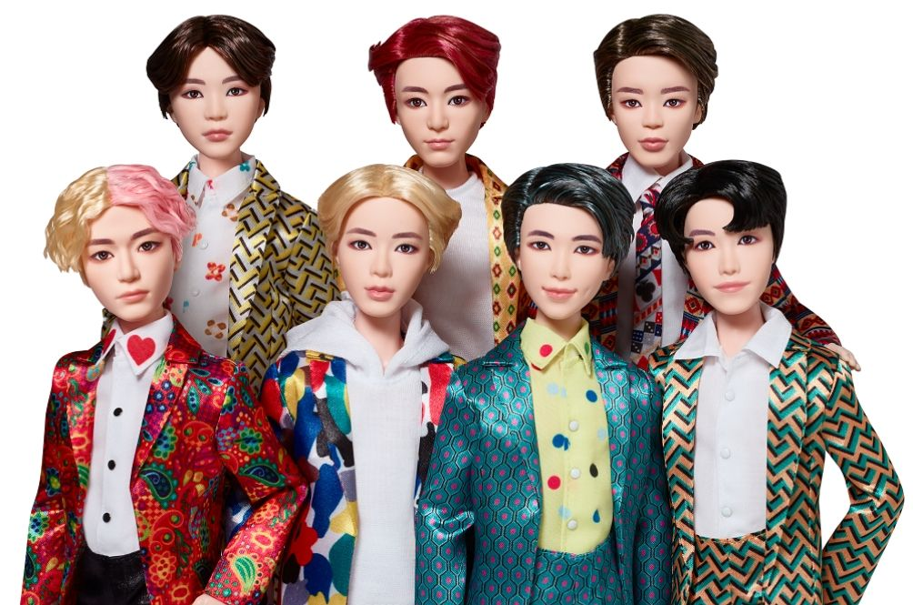 Calling All ARMYs, The Special Edition BTS Fashion Dolls Are Now Available In Malaysia