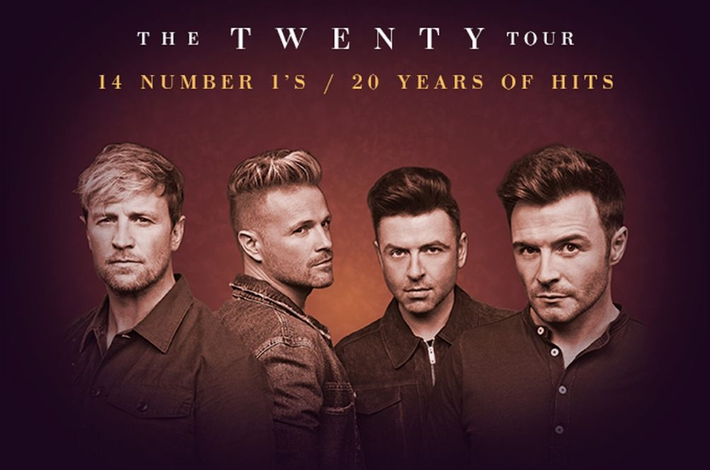 [CONTEST] Win Tickets To Westlife's 'The Twenty Tour' Live In Malaysia