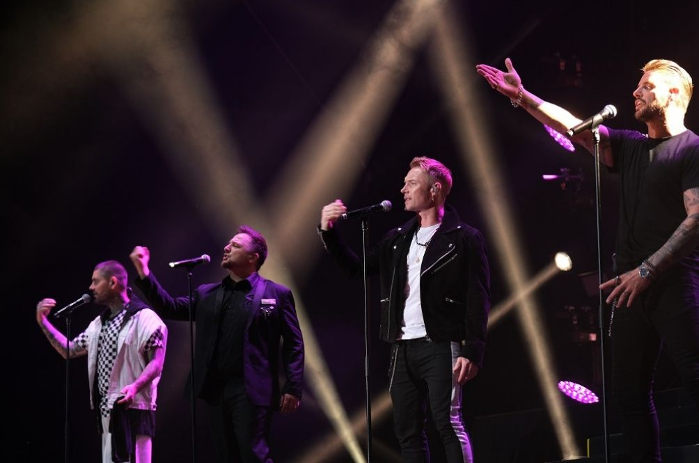 After 26 Years, Boyzone said 'Thank You & Goodbye' At Their Farewell Tour