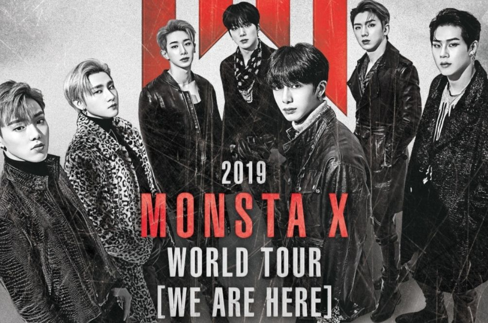 [CONTEST] Win Tickets To MONSTA X's Concert In Kuala Lumpur