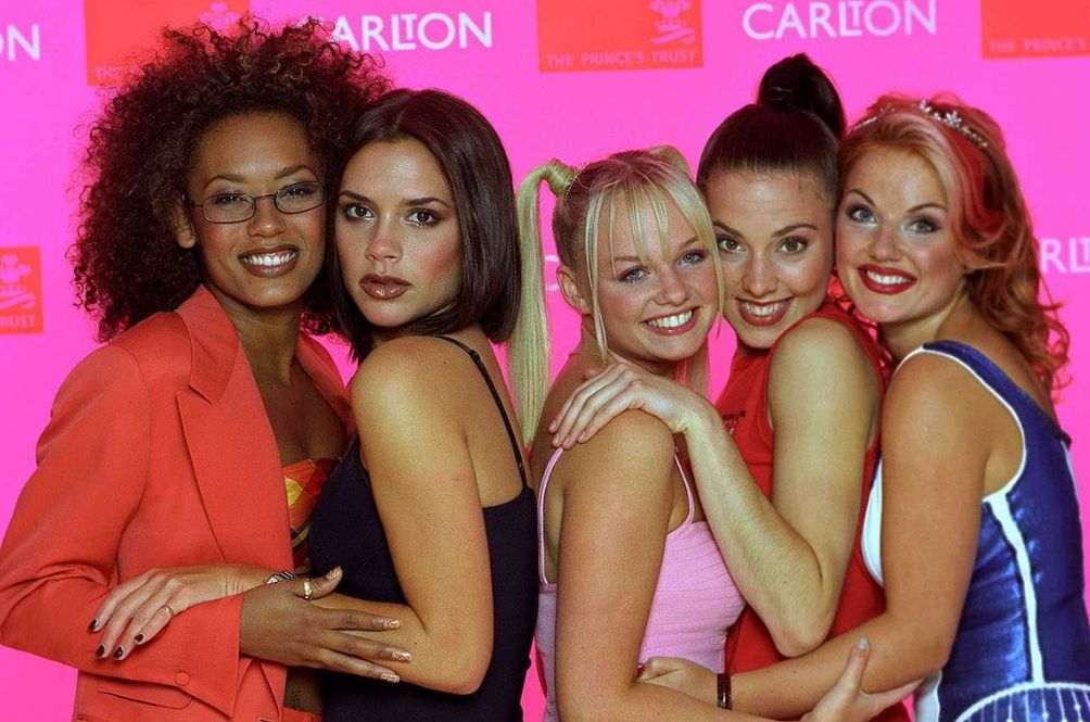 The Spice Girls Are Reuniting For An Animated Movie