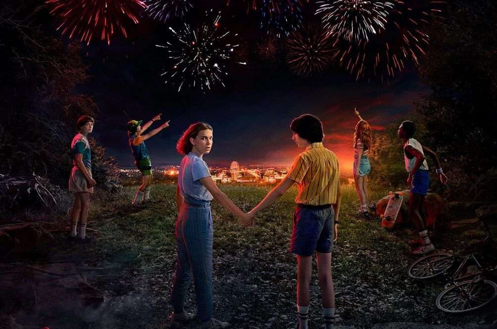 A Malaysian Created This 'Stranger Things' Fan Art That Was Handpicked By Netflix