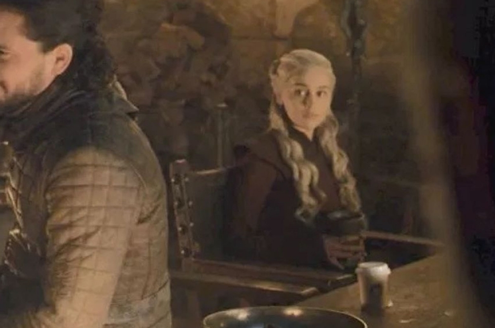 Was The Starbucks Cup Cameo In 'Game Of Thrones' On Purpose Or A Mistake?