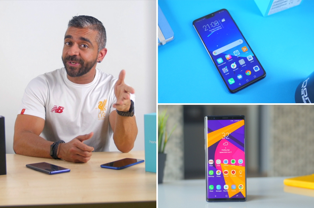 Find Out More About These Smartphones In This Week's Episode Of 'Tech Talks With Adam Lobo'