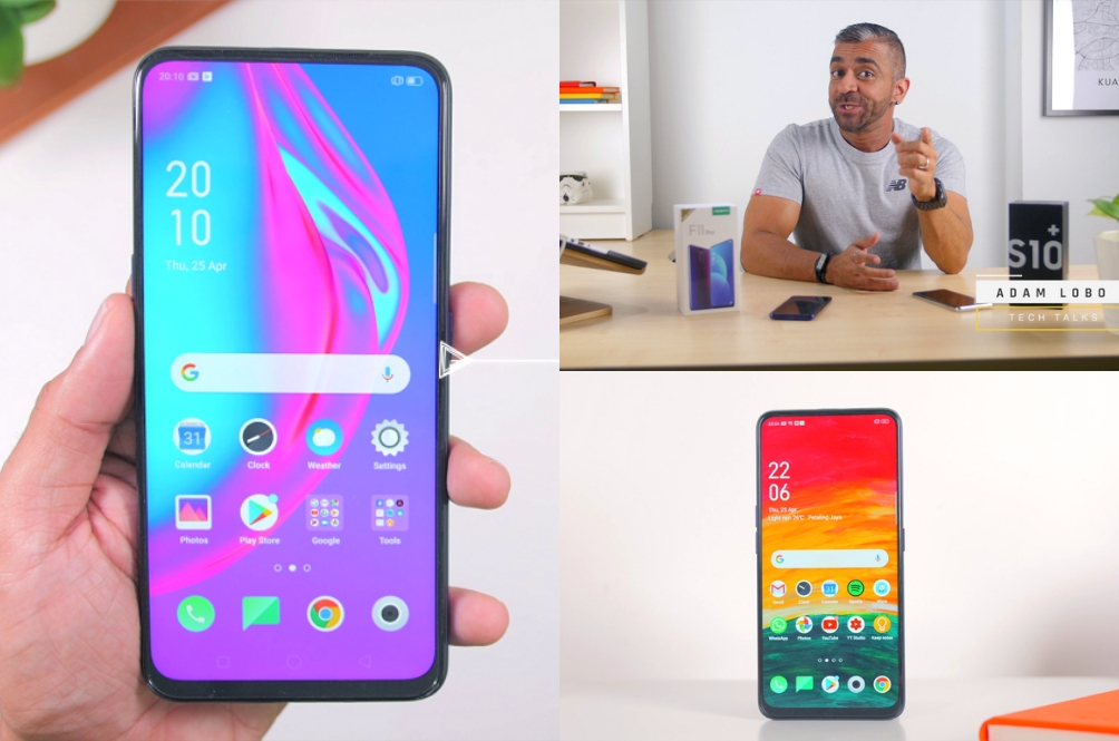Watch And See If These Two Phones Are Worth Buying In The Latest 'Tech Talks With Adam Lobo'