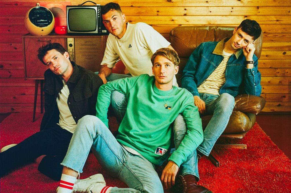 Get To Know British Four-Piece Band Glass Animals