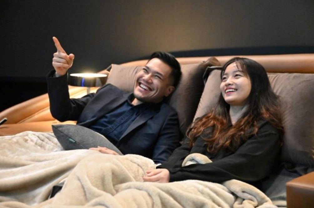 Comfy Beds At The Cinema? Get Ready For A New First Class Cinematic Experience At GSC
