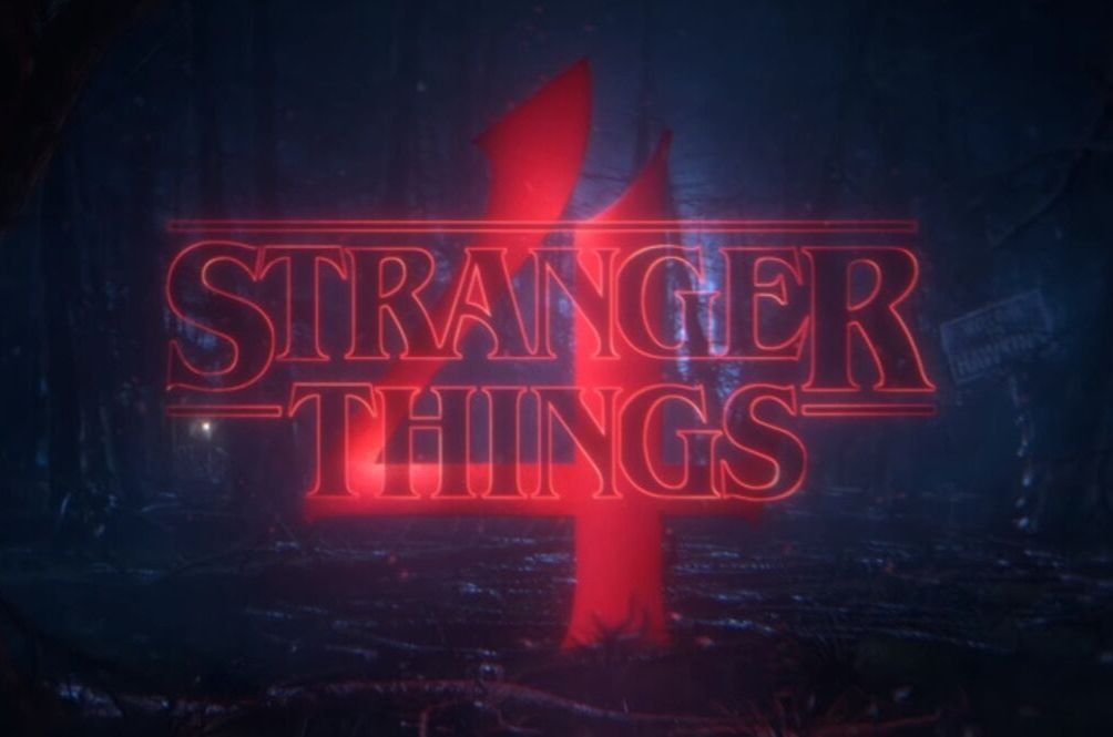Netflix Just Dropped The First Teaser Of 'Stranger Things 4'