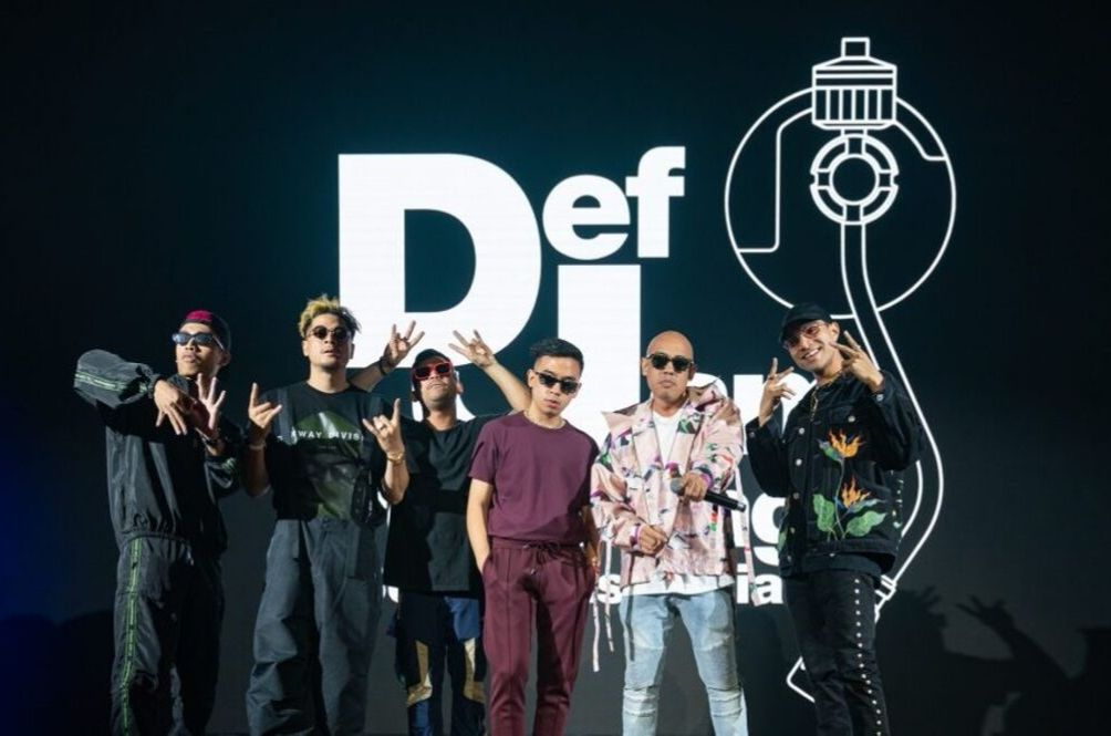 Def Jam SEA Launches With Joe Flizzow, Yung Raja, ALIF, And More