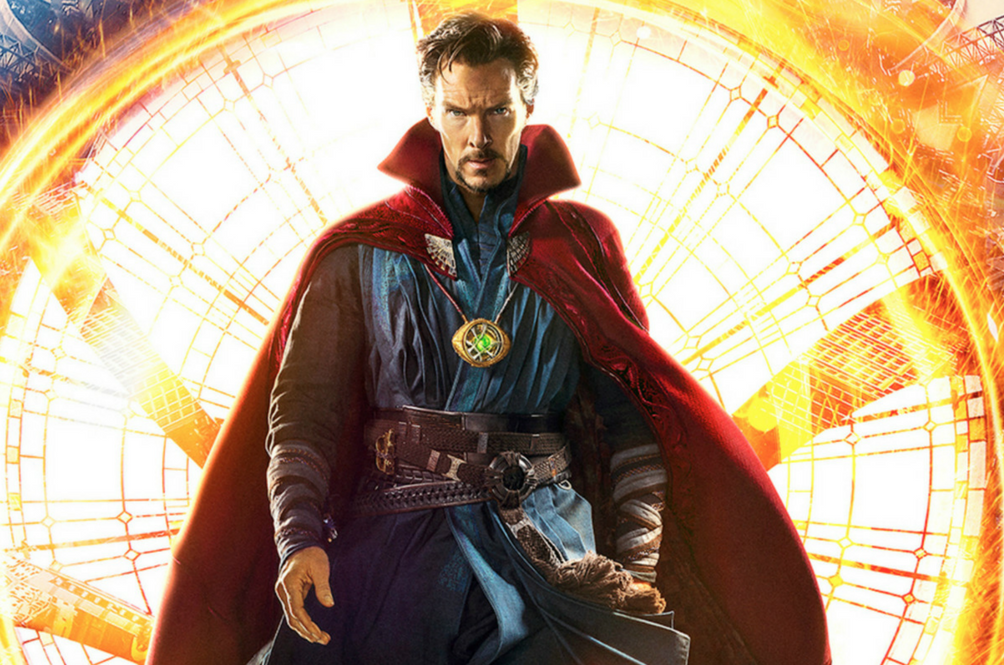 Marvel Releases Unseen Footage in New 'Doctor Strange' Trailer