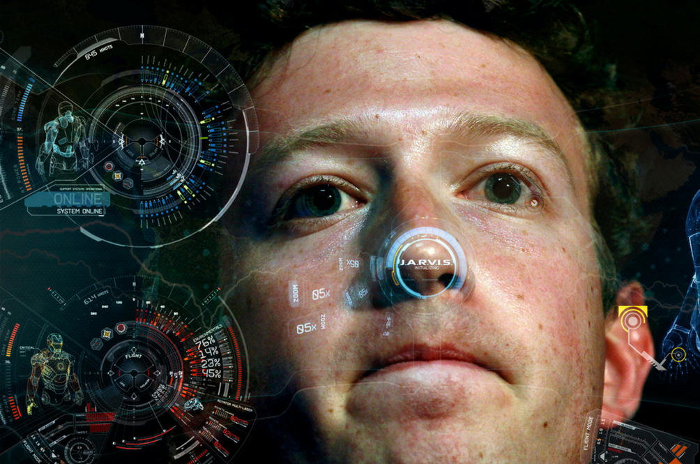 Mark Zuckerberg Just Created His Own Jarvis