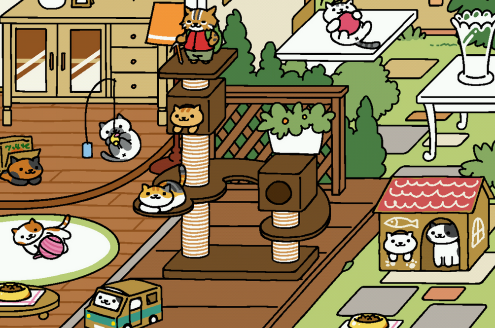 'Neko Atsume' Will Be Made Into a Live Action Movie