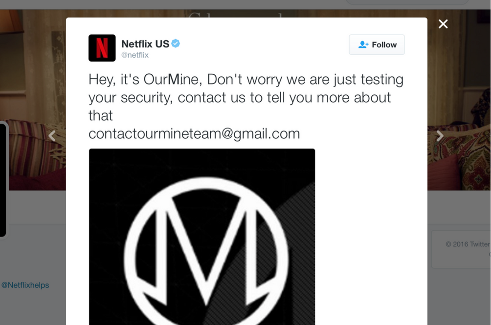 Netflix and Marvel's Twitter Accounts Hacked