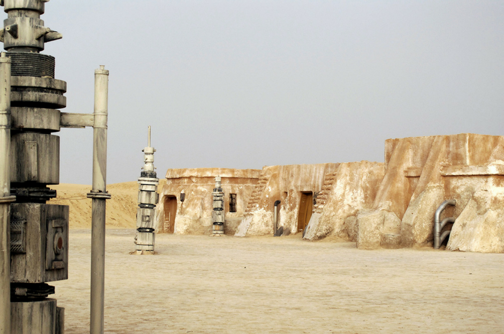 Step Into the 'Star Wars' Universe in These Amazing Film Sets Around the World