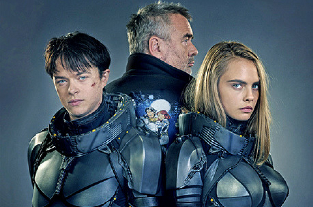 Watch Cara Delevingne and Rihanna in the New Trailer for 'Valerian and the City of a Thousand Planets'