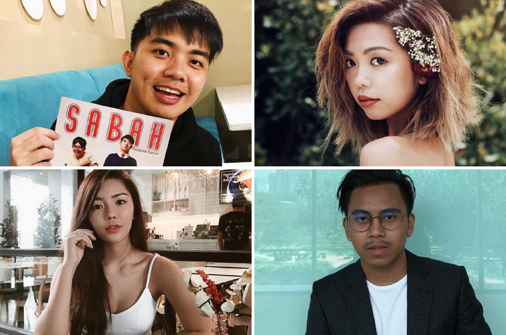 Top Malaysian Influencers You Must Have Spotted Somewhere In 2017