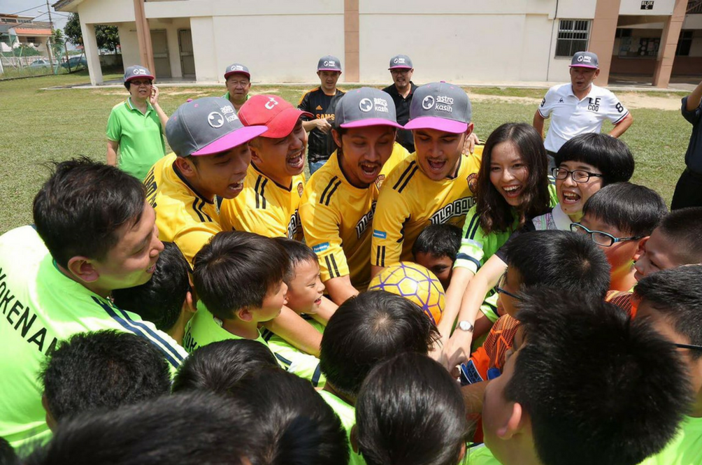 This Chinese School Was Inspired By 'Ola Bola' To Start Their First Football Team
