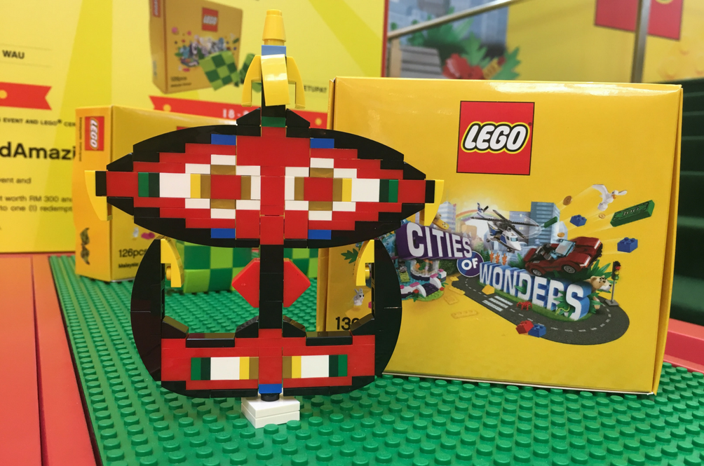 LEGO Invites You To Build Your Own Wonders Of Malaysia