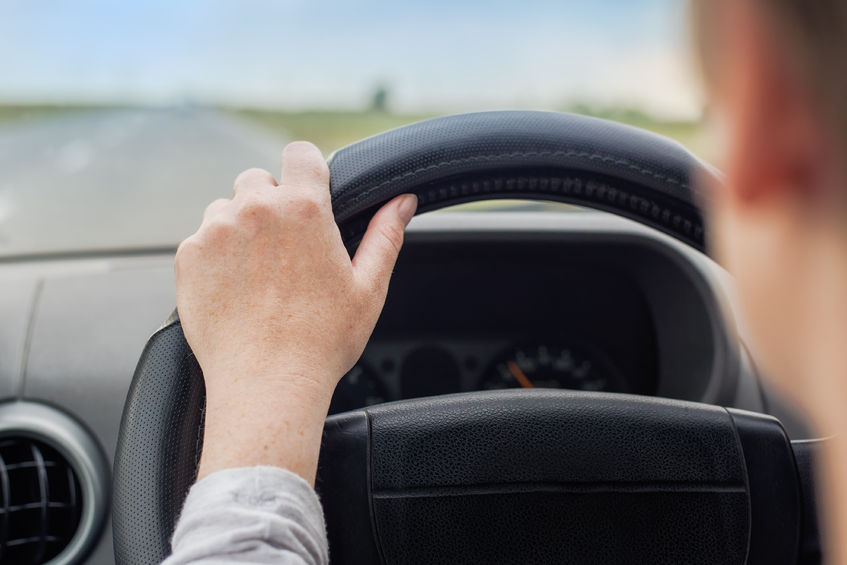 Driving is the primary means of transportation for most of us, so always be mindful of your body posture while driving.