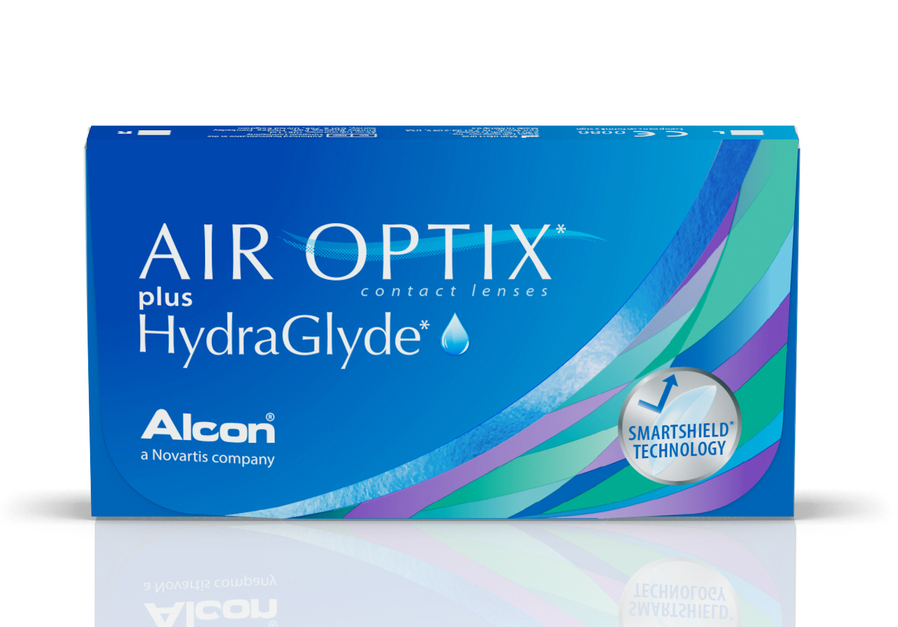 The all new Air Optix now comes with a fresh new look.