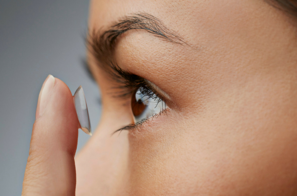 If You Wear Contact Lenses, Stop Doing These Things