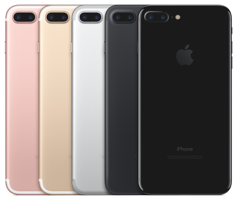 You are now left with only two options to choose from the iPhone 7 lineup - 32GB and 128GB.