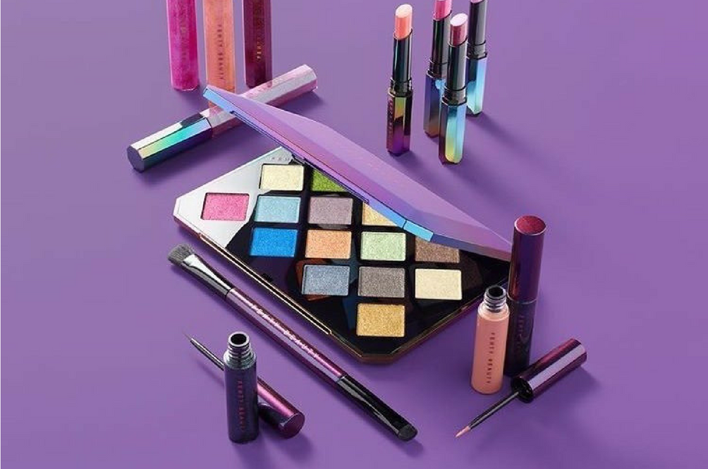 Rihanna Wants To Give You Infinite Ways To Get Mega Lit With Her First Holiday Makeup Collection