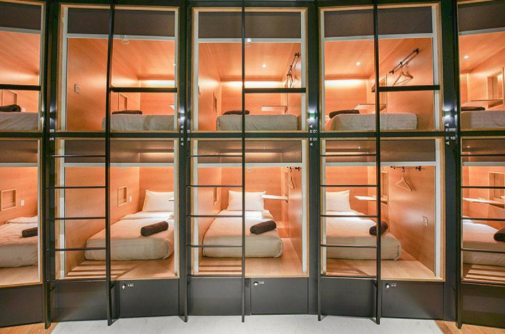 Staying In Dorms Won't Feel The Same Anymore With This New Luxury Capsule Hotel In KL