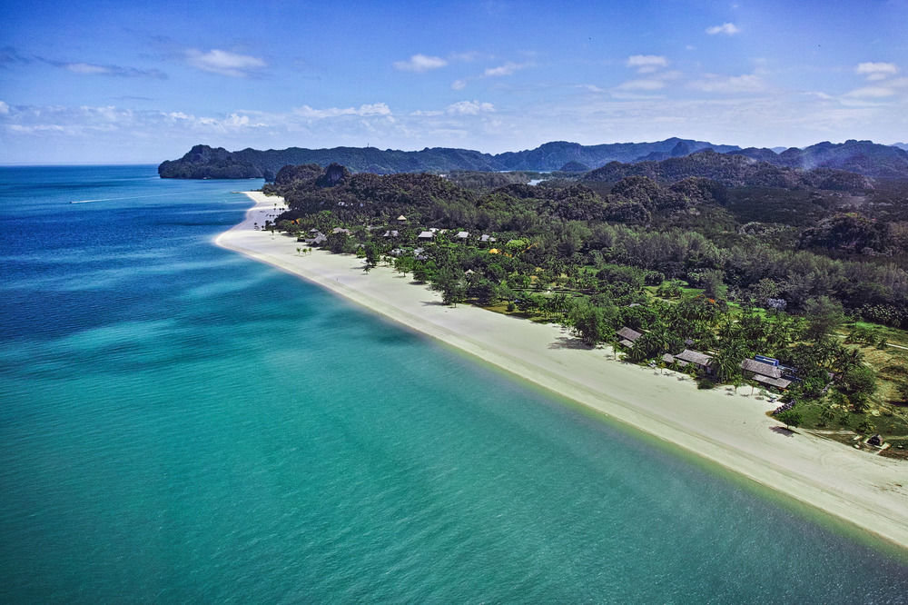 Some of Langkawi's best known resorts are tucked away within the lush rainforest.