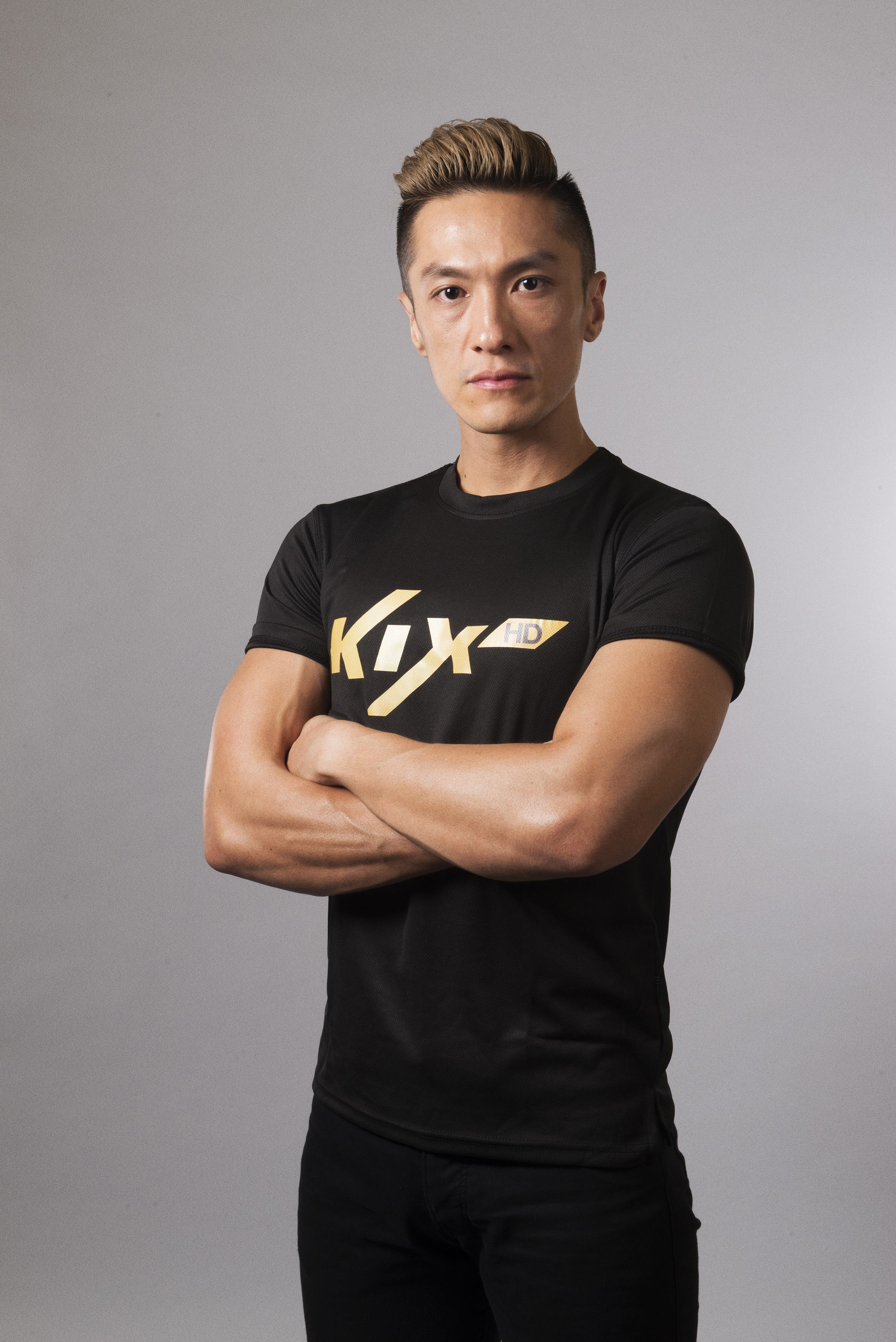 Winner of the 2016 competition, fitness instructor Benny Yeoh will probably push you to do 100 push-ups in a minute.