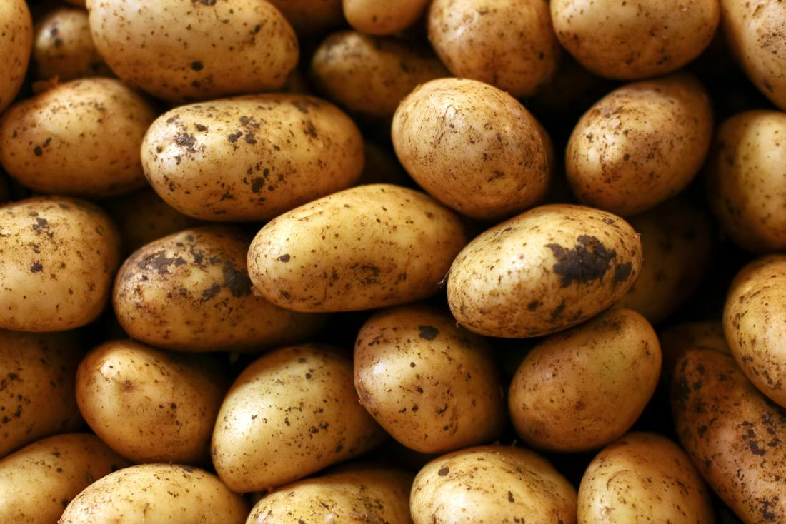How do you pronounce 'potato'?