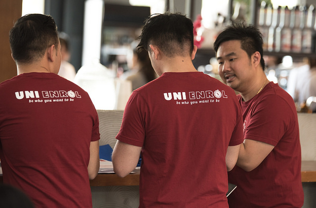Uni Enrol wants students to gain full visibility to choose a course and university they desire.
